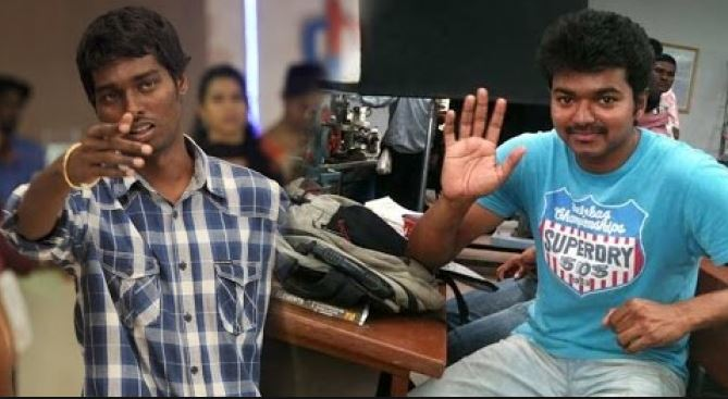 Is Vijay Playing Three Roles In Theri, Atlee Replies....