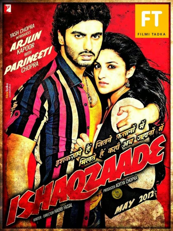 Ishaqzaade Movie Review Hindi