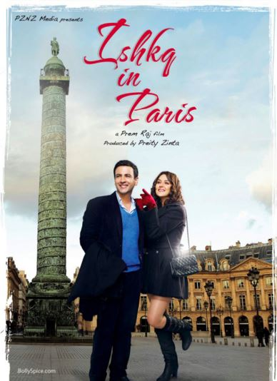 Ishq In Paris– Love Plays Hide And Seek Under Parisian Skies! Movie Review Hindi Movie Review