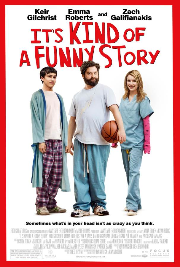 It'S Kind Of A Funny Story Movie Review English