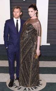 Its A Bouncing Baby Boy For Anne Hathaway And A..