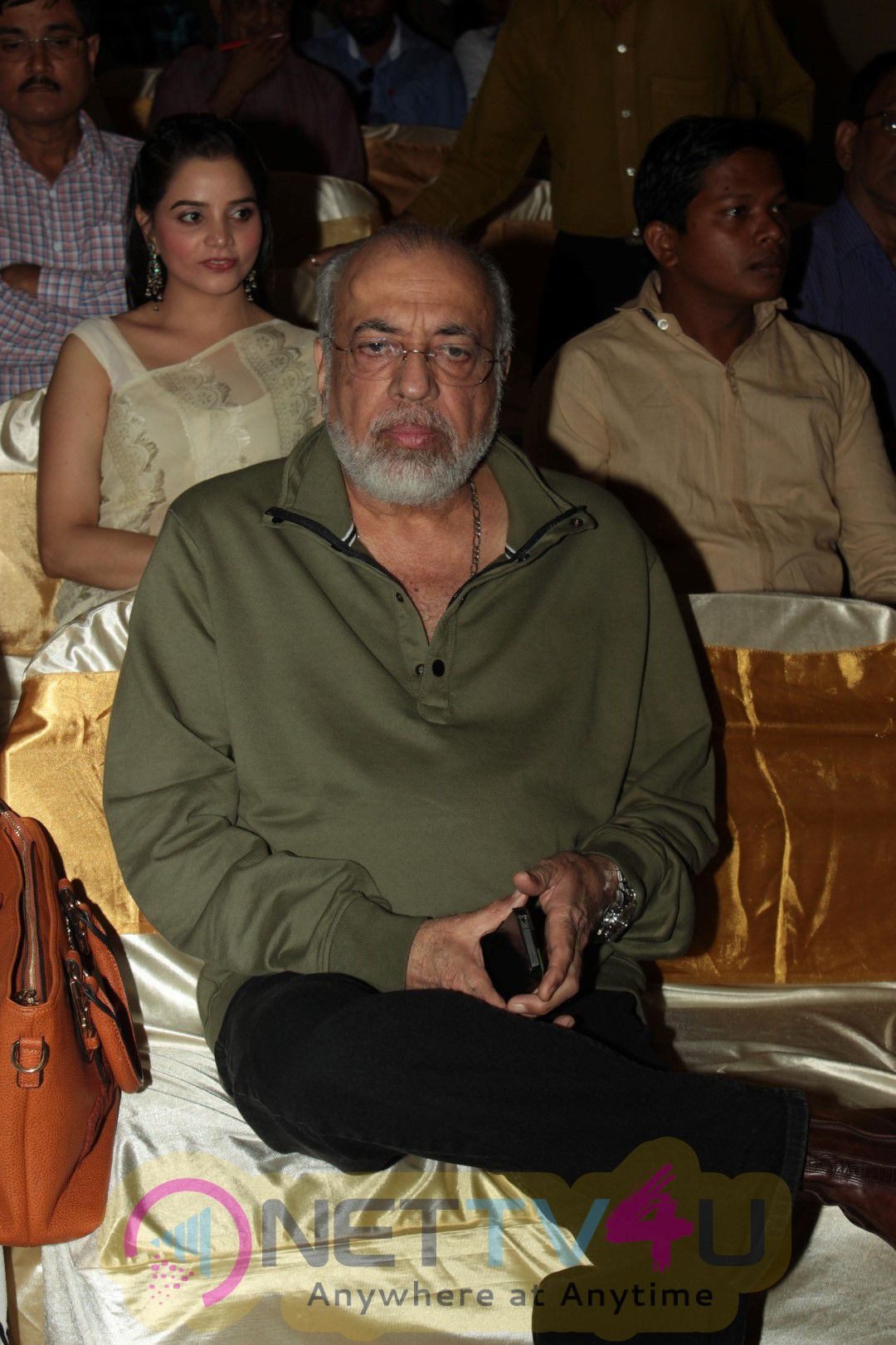 J P Dutta At Trailer Launch & Music Of The Youthcentric Film  Awesome Mausam Stills