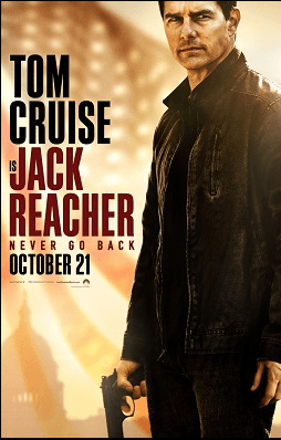 Jack Reacher: Never Go Back Movie Review English Movie Review
