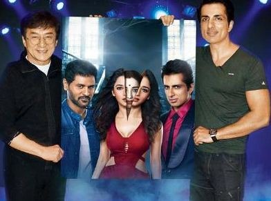 Jackie Chan Releases The Poster Of Sonu Sood's ..