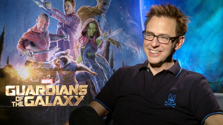 James Gunn Wants To Direct Steven Tyler!