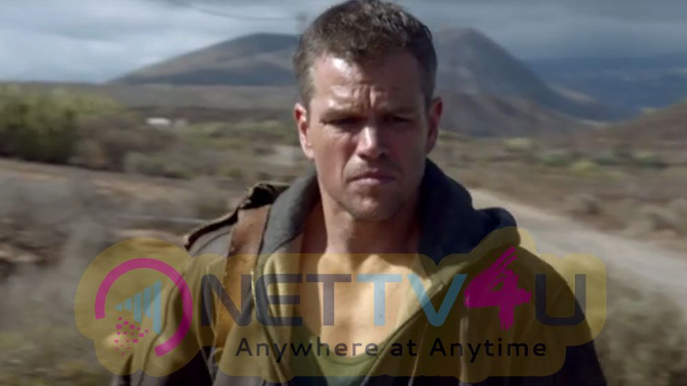 Jason Bourne Movie Latest Exclusive Stills