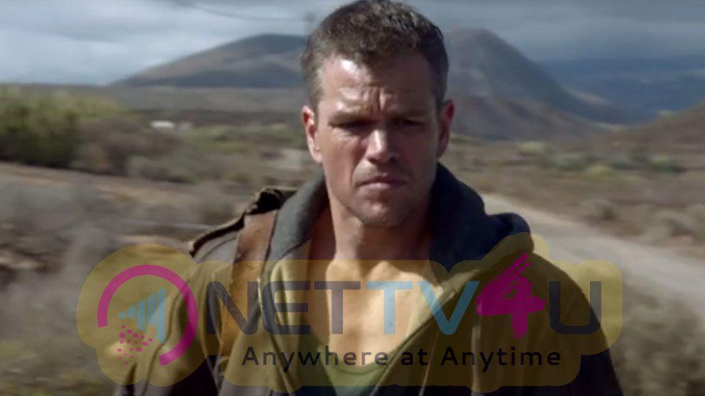 Jason Bourne Movie Latest Exclusive Stills