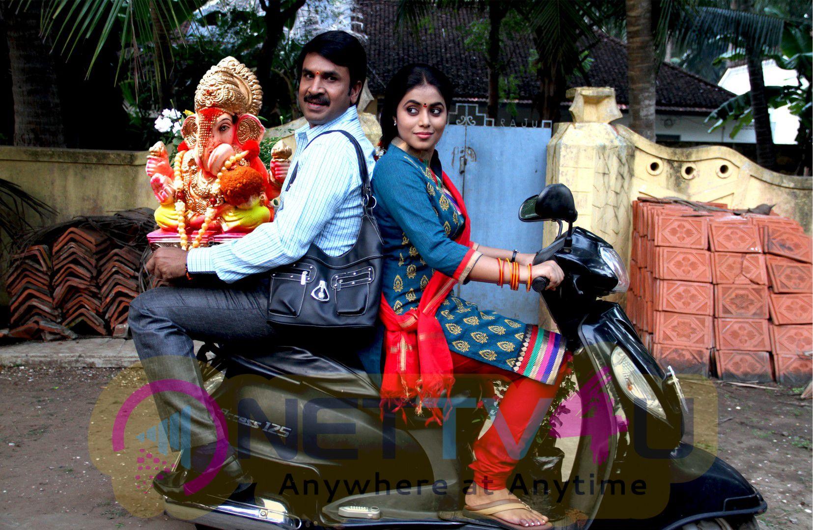 Jayammu Nischayammu Raa Telugu Movie Still & Poster