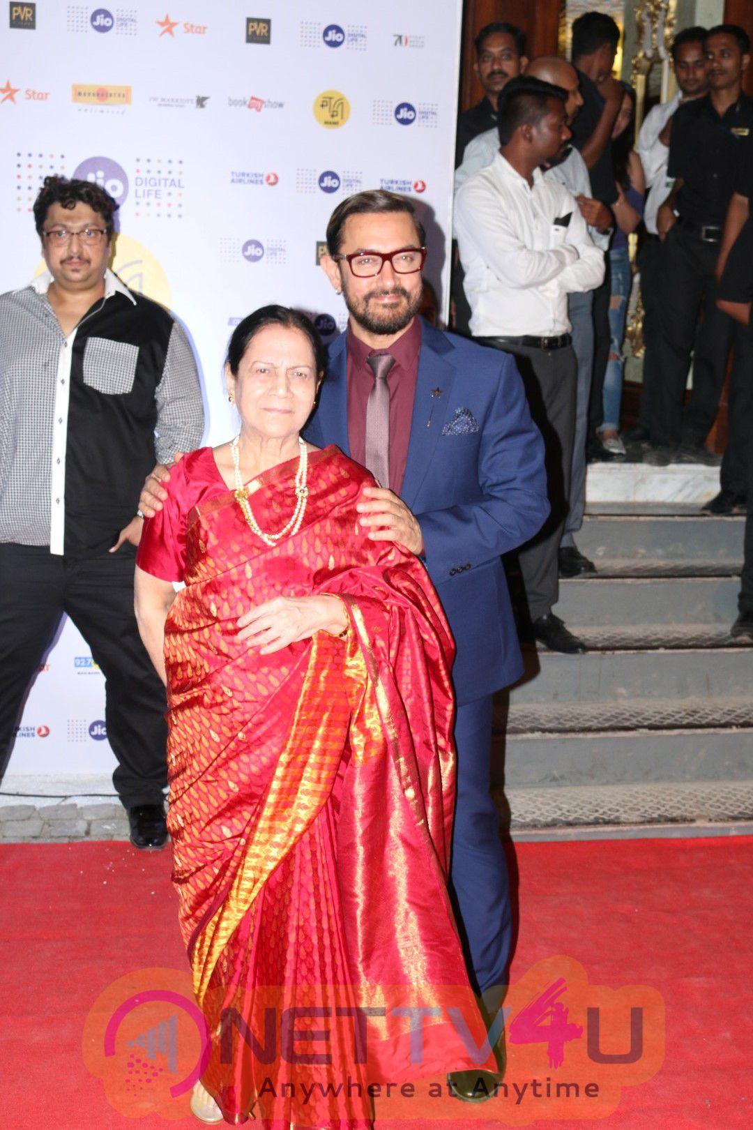 Jio Mami 18th Mumbai Film Festival Opening Ceremony Exclusive Photos Hindi Gallery