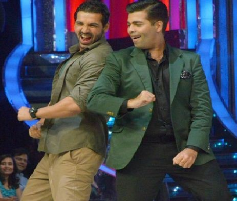 John Abraham Is Against Karan Johar!
