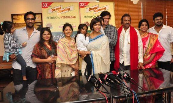 Junior Kuppanna Launched!