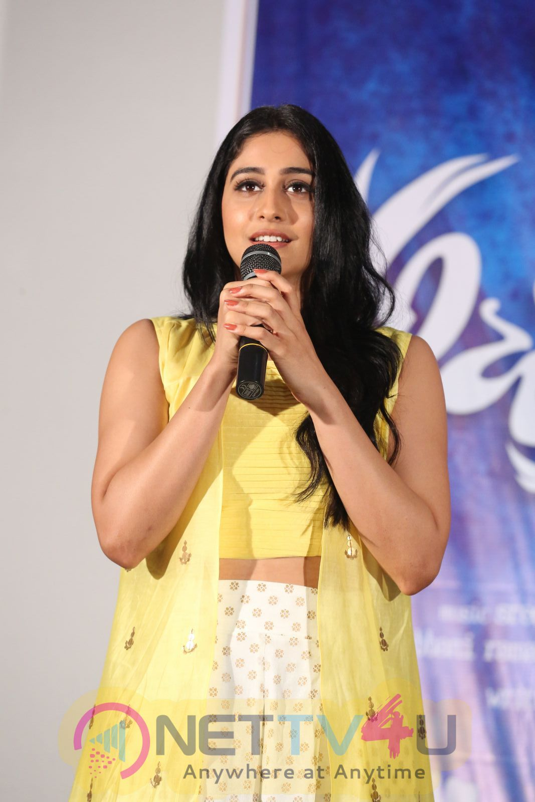 Jyo Achyutananda Movie Sucess Meet Stylish Stills