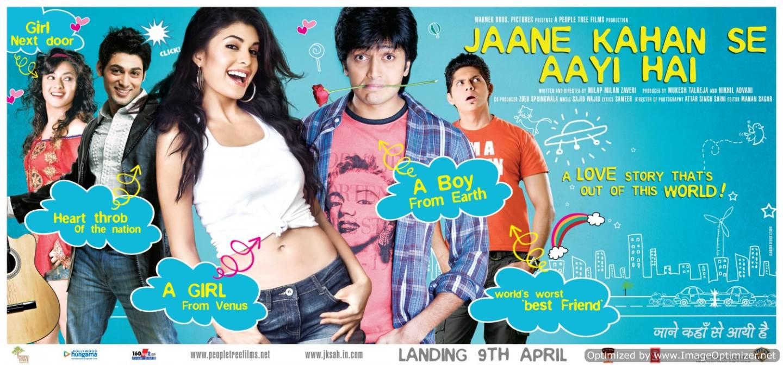 Jaane Kahan Se Aayi Hai Movie Review Hindi