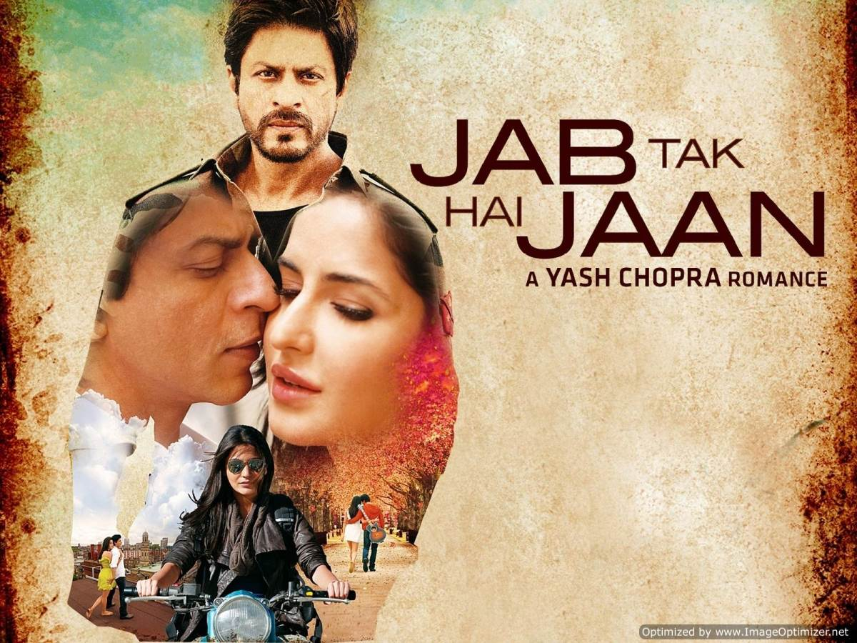 Jab Tak Hai Jaan Movie Review Hindi