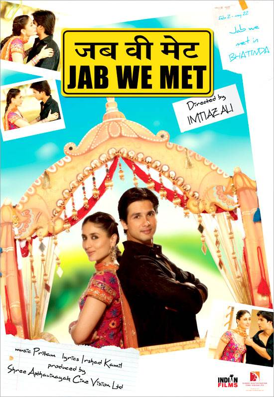 Jab We Met Movie Review Hindi