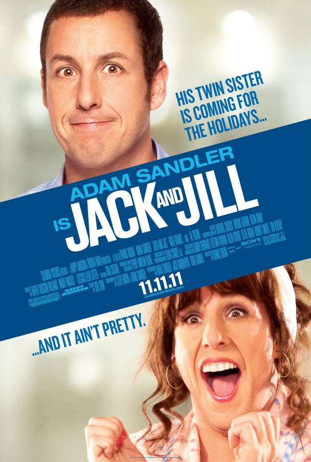 Jack And Jill Movie Review English