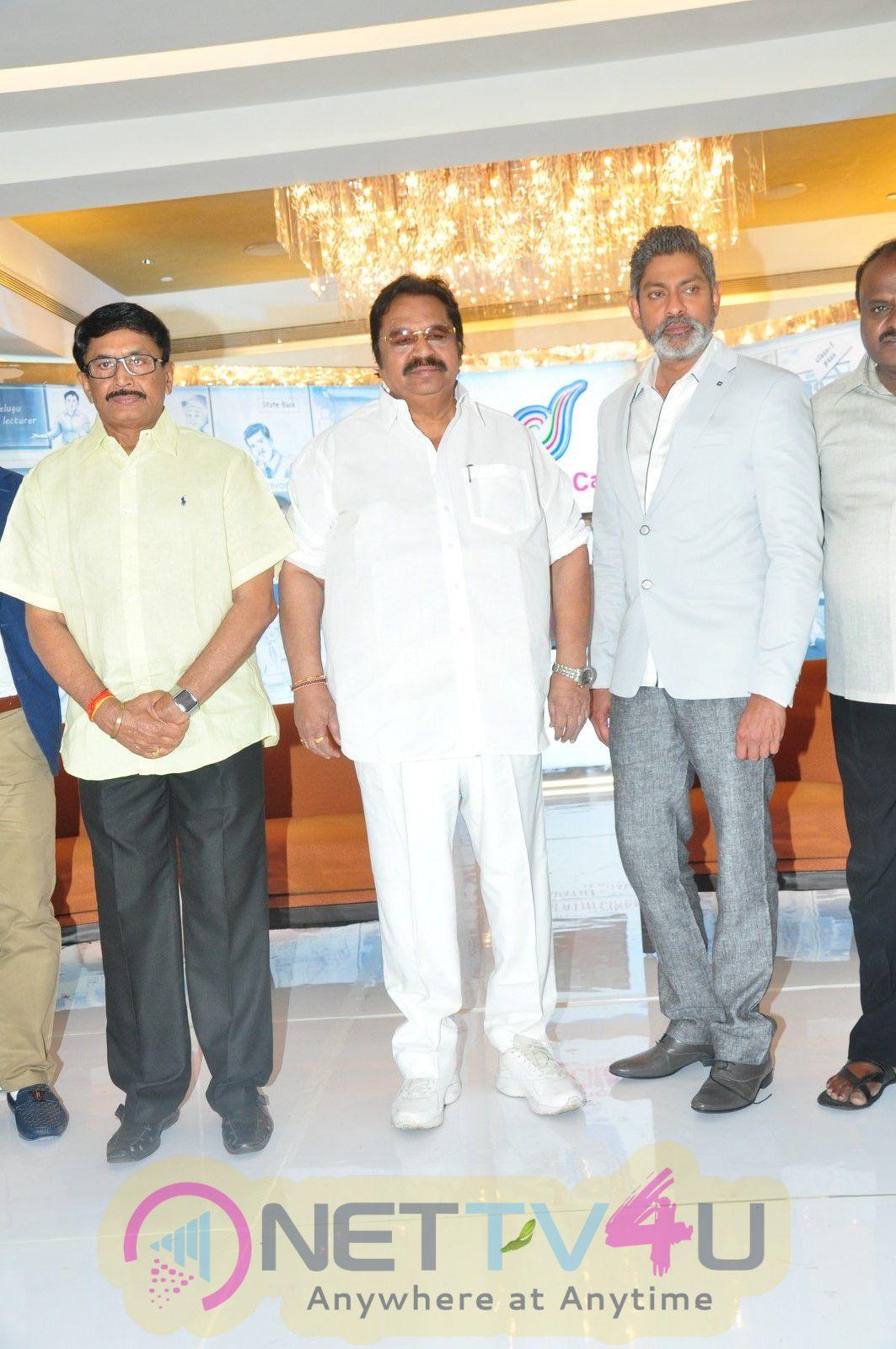 Jagapathi Babu Click Cine Cart Launch Photos