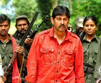 Jagapati Babu As A Naxalite In Hithudu!