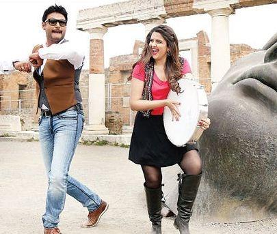 Jaggu Dada Marks The First Kannada Film To Be Shot In Italy!