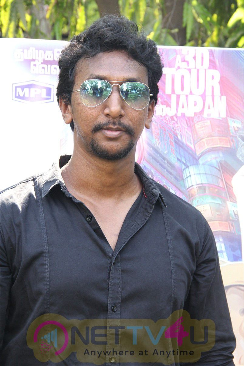 Jambulingam Tamil Movie Audio Launch Photos
