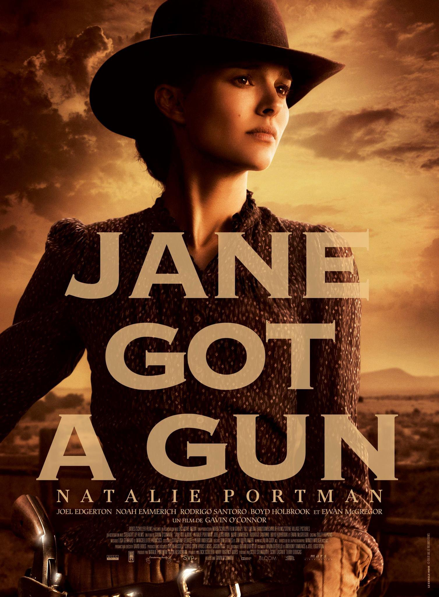 Jane Got a Gun Movie Review English