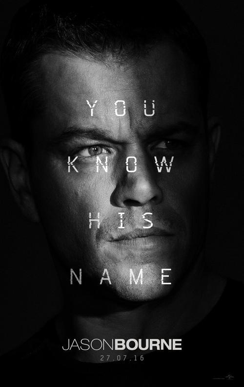 Jason Bourne Movie Review English Movie Review