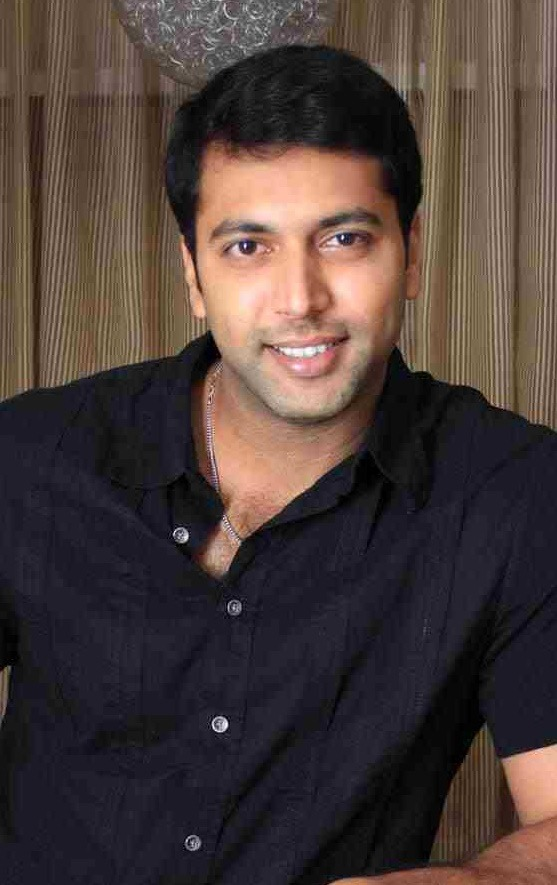 Jayam Ravi Is Doing A Horror Film On His Next