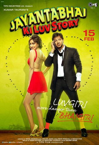 Jayantabhai Ki Luv Story Movie Review English Movie Review