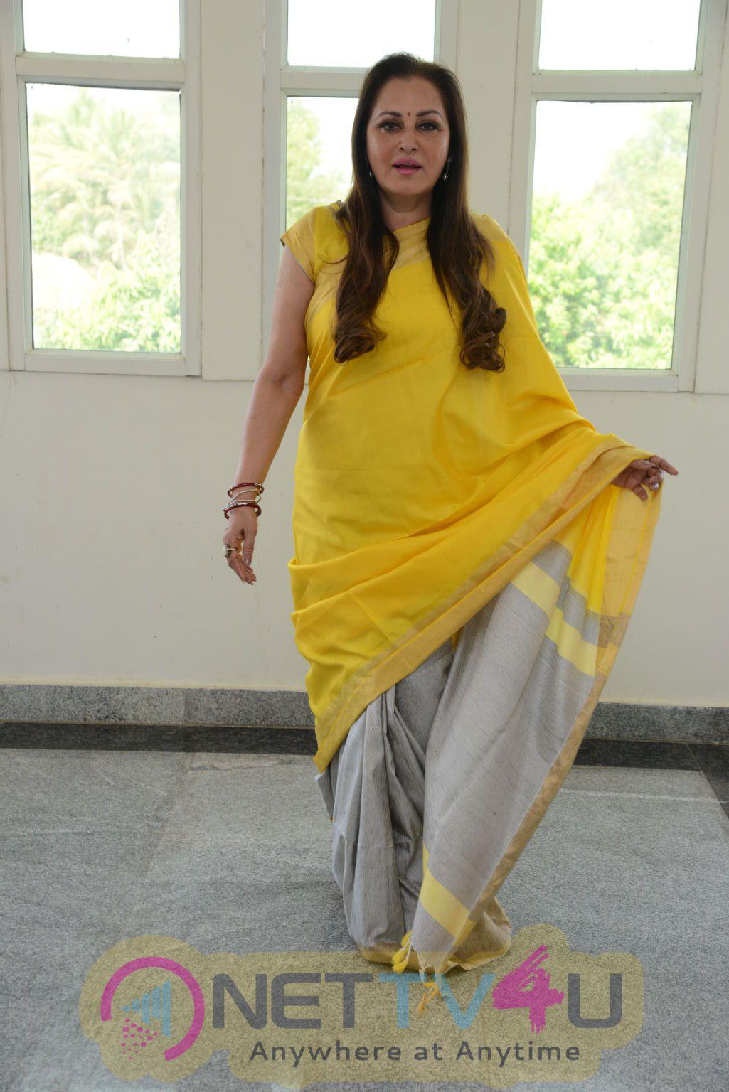 Jayaprada New Movie Launch Photos