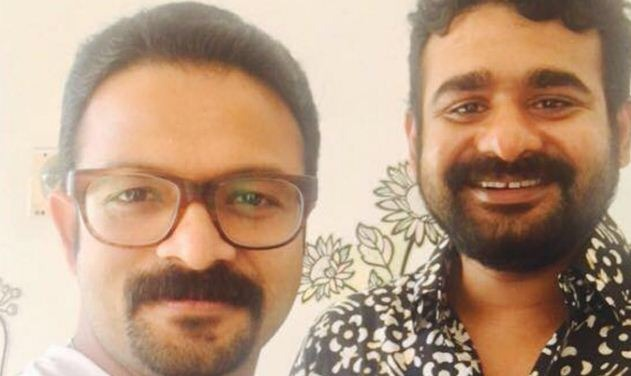 Jayasurya's Next Is With Sidharth Bharathan!