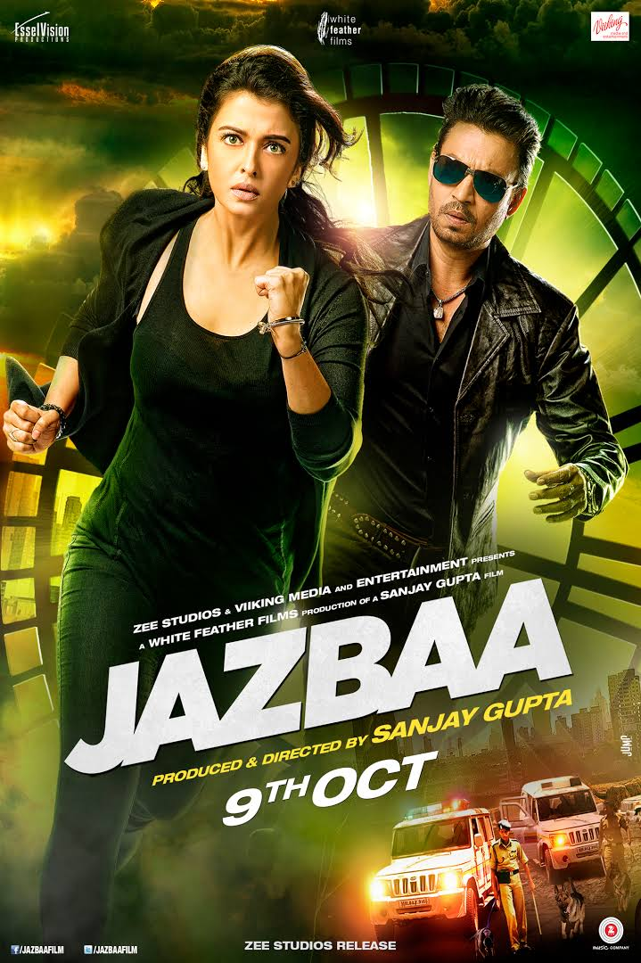 Jazbaa Movie Review Hindi