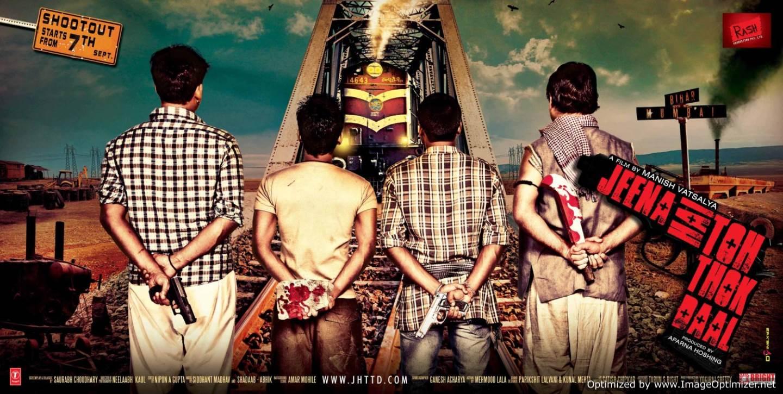 Jeena Hai Toh Thok Daal Movie Review Hindi