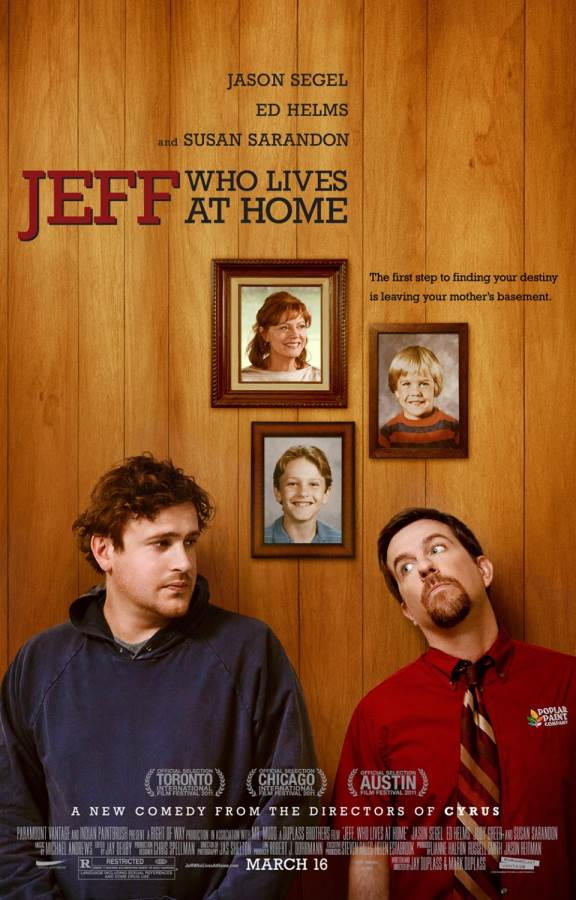 Jeff, Who Lives At Home Movie Review English