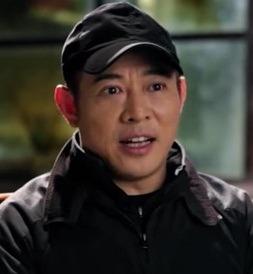 Jet Li English Actor