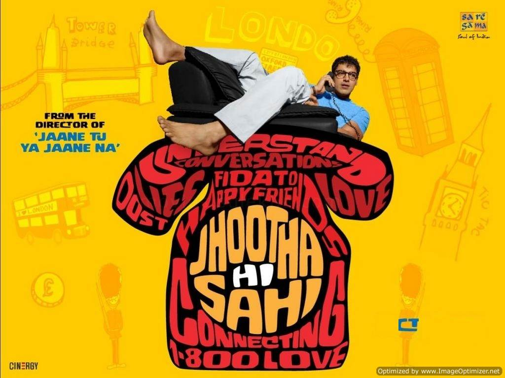 Jhootha Hi Sahi Movie Review Hindi