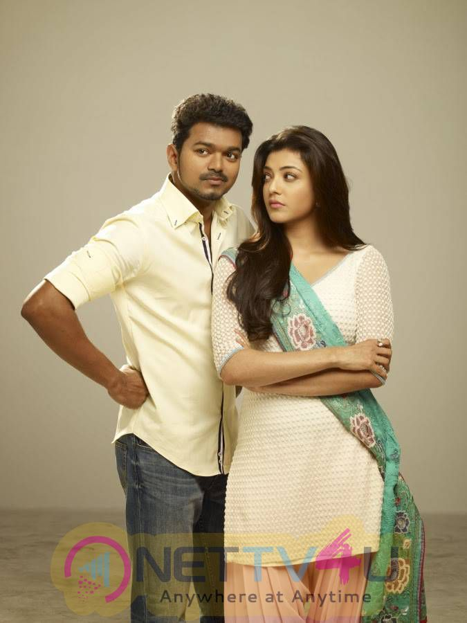 Ilayathalapathi Vijay's Jilla Movie Exclusive Stills