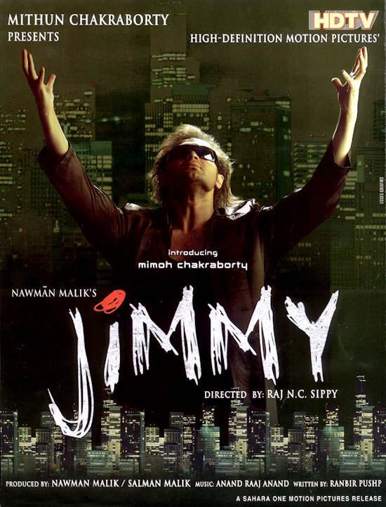 Jimmy Movie Review Hindi