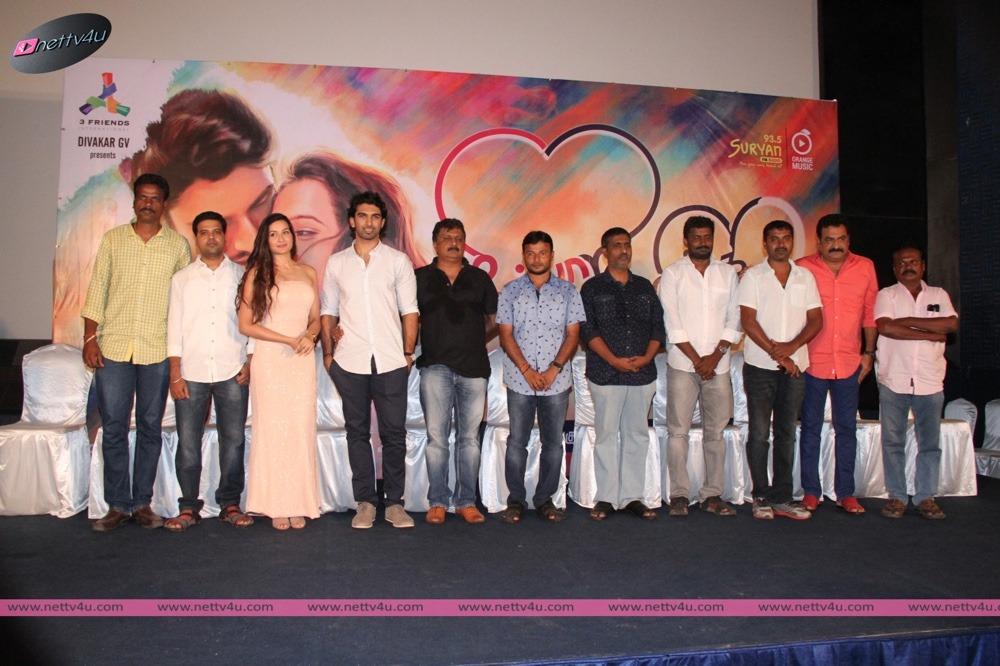 Jippaa Jimikki Movie Press Meet Stills