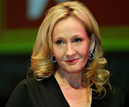 JK Rowling's Next Is A Trilogy!