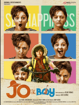 Jo And The Boy Movie Review Malayalam Movie Review