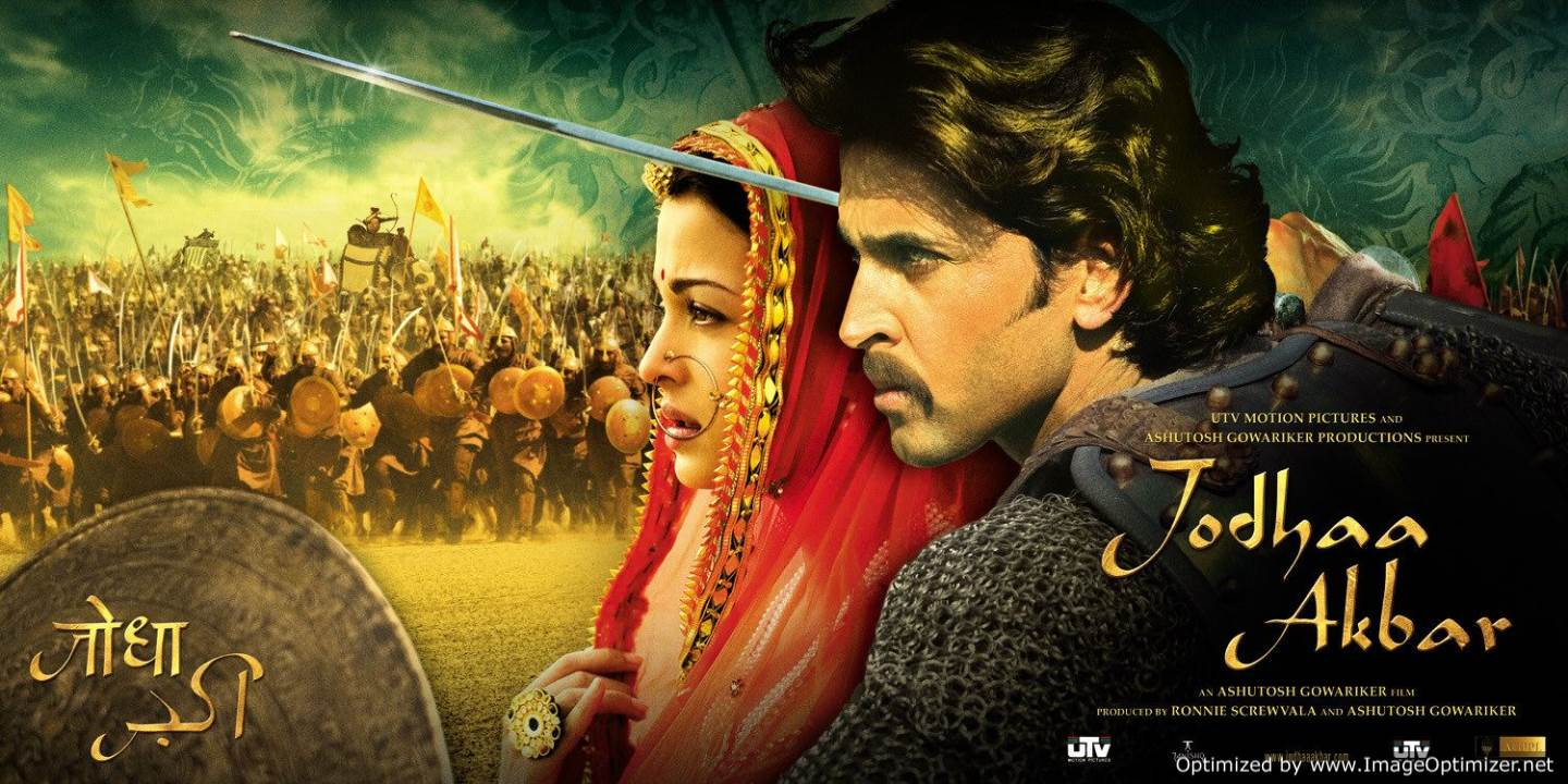 Jodhaa Akbar Movie Review Hindi