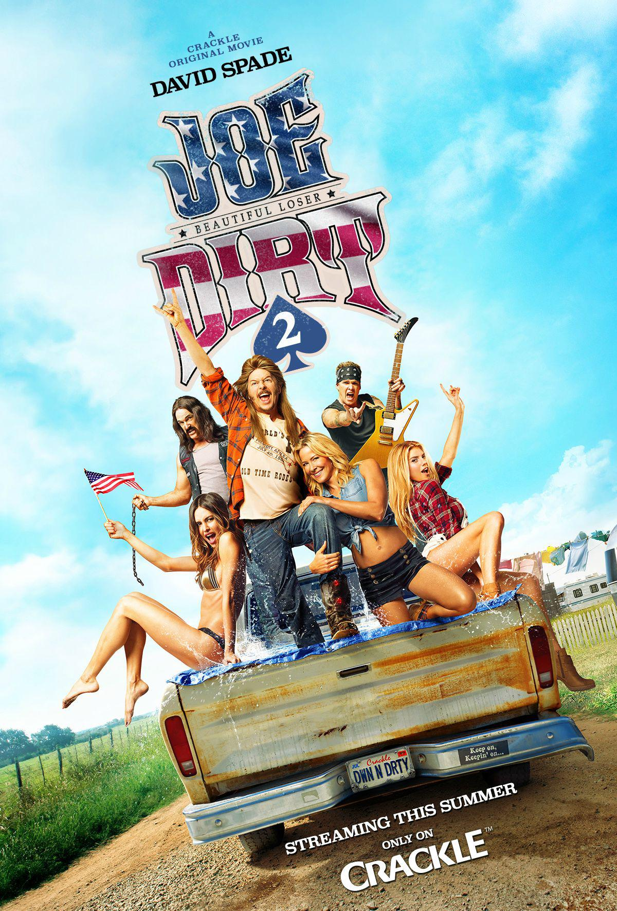 Joe Dirt 2 Movie Review English