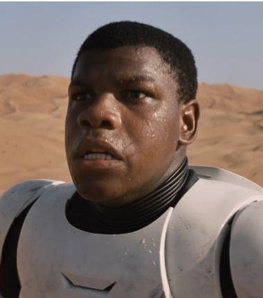 John Boyega Cries For The Star Wars
