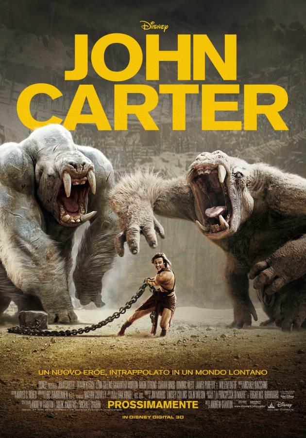 John Carter Movie Review English