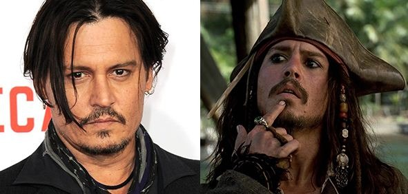 Johnny Depp Hate Himself!