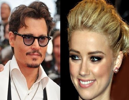 Johnny Depp Thanks Amber Heard!