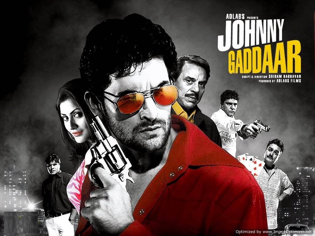 Johnny Gaddar Movie Review Hindi
