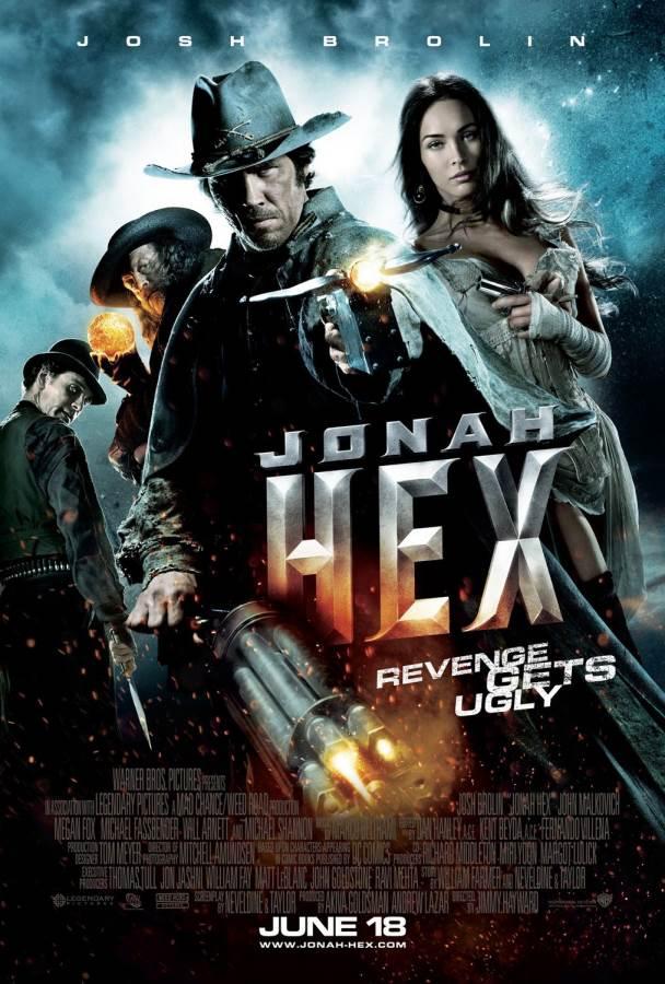 Jonah Hex Movie Review English