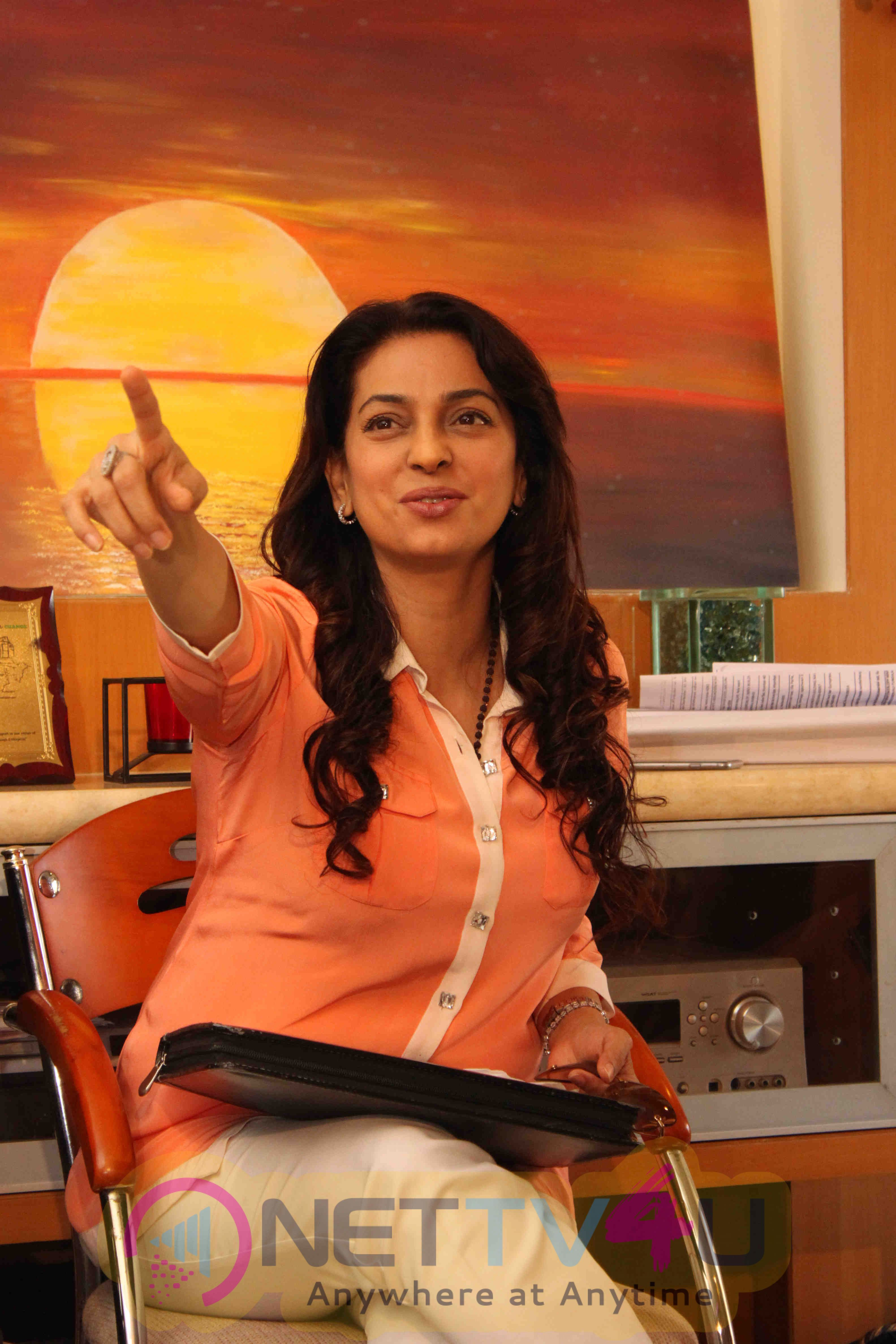 Juhi Chawla Speaks On The Harmful Effect Of Radiation Emitted From Mobile Towers
