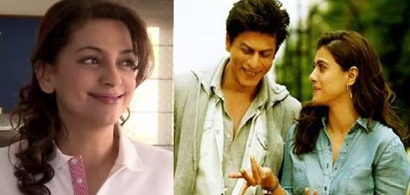 """Juhi Says, She Haven't Heard Good About """"Dilwale!"""""""